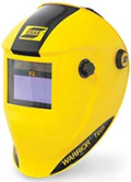 Маска сварщика ESAB WARRIOR Tech желтая 0700000401 СВ000009374-2