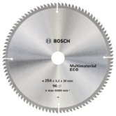 Диск пильный ф254х30 z96 Multimaterial Eco