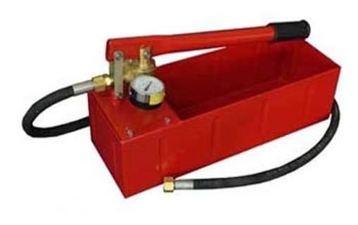 Пресса для опрессовки системы отопления